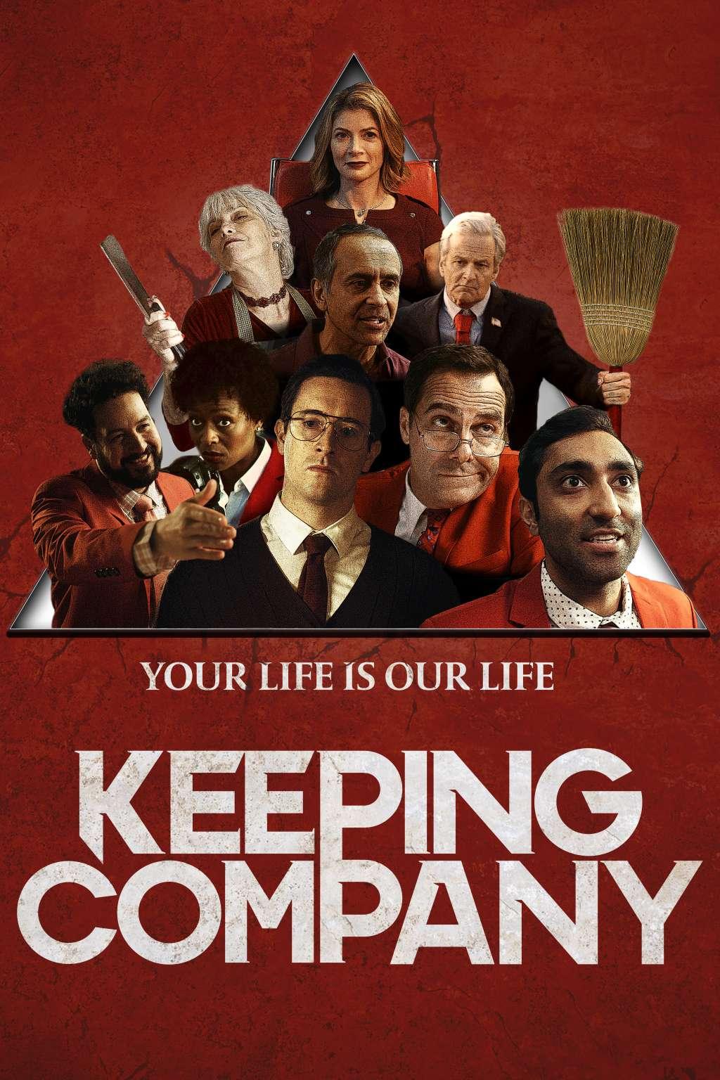 Keeping Company kapak