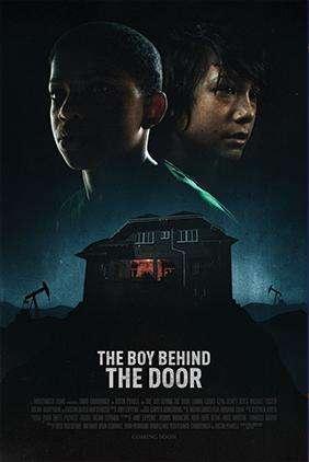 The Boy Behind the Door kapak