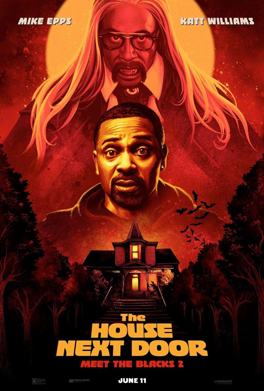 The House Next Door: Meet the Blacks 2 kapak