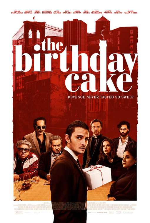 The Birthday Cake kapak
