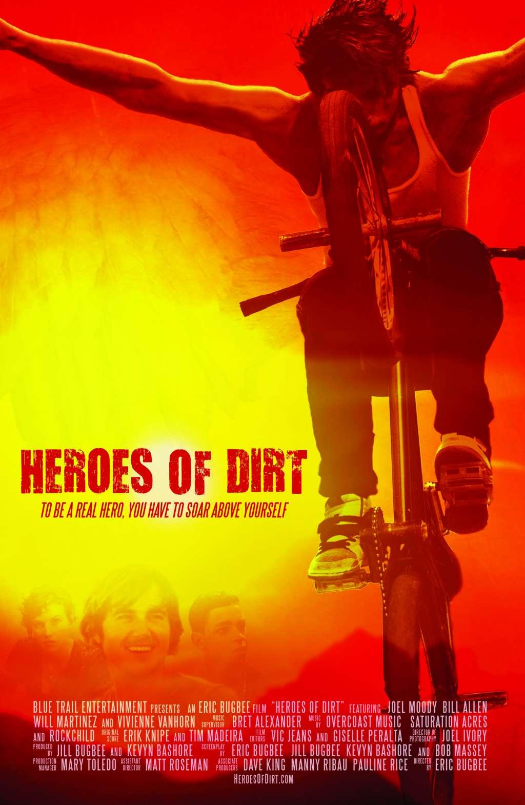 Heroes of Dirt kapak