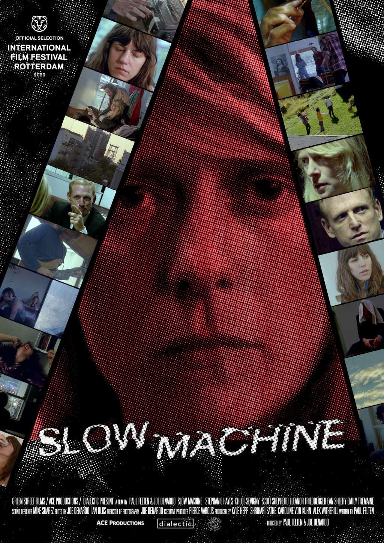 Slow Machine kapak