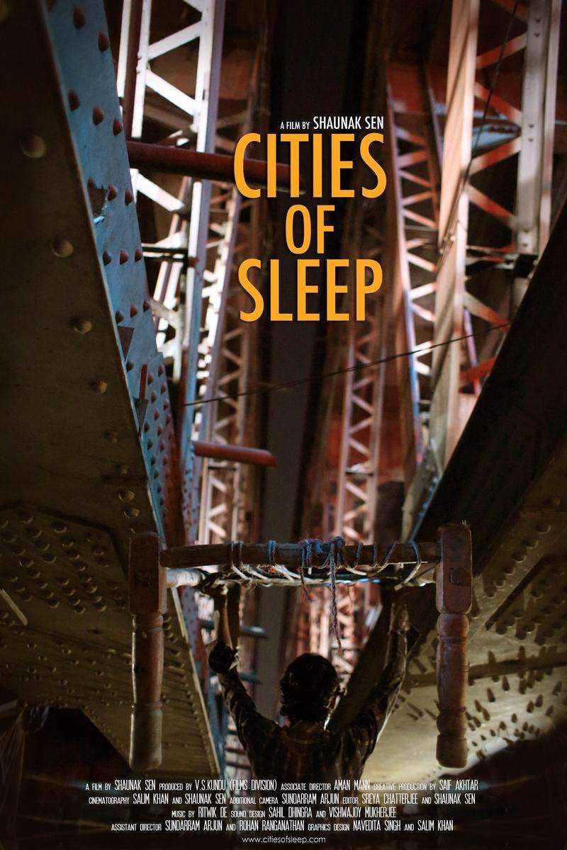 Cities of Sleep kapak