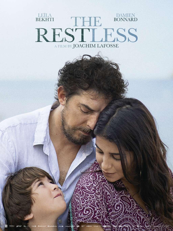 The Restless kapak
