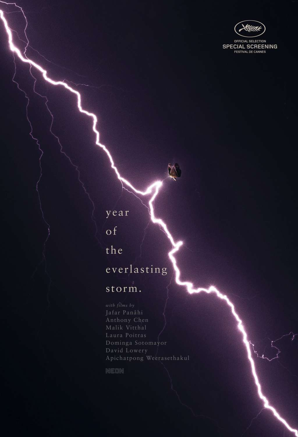 The Year of the Everlasting Storm kapak