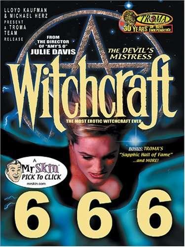 Witchcraft VI kapak
