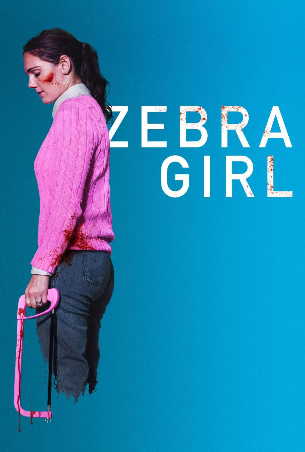 Zebra Girl kapak