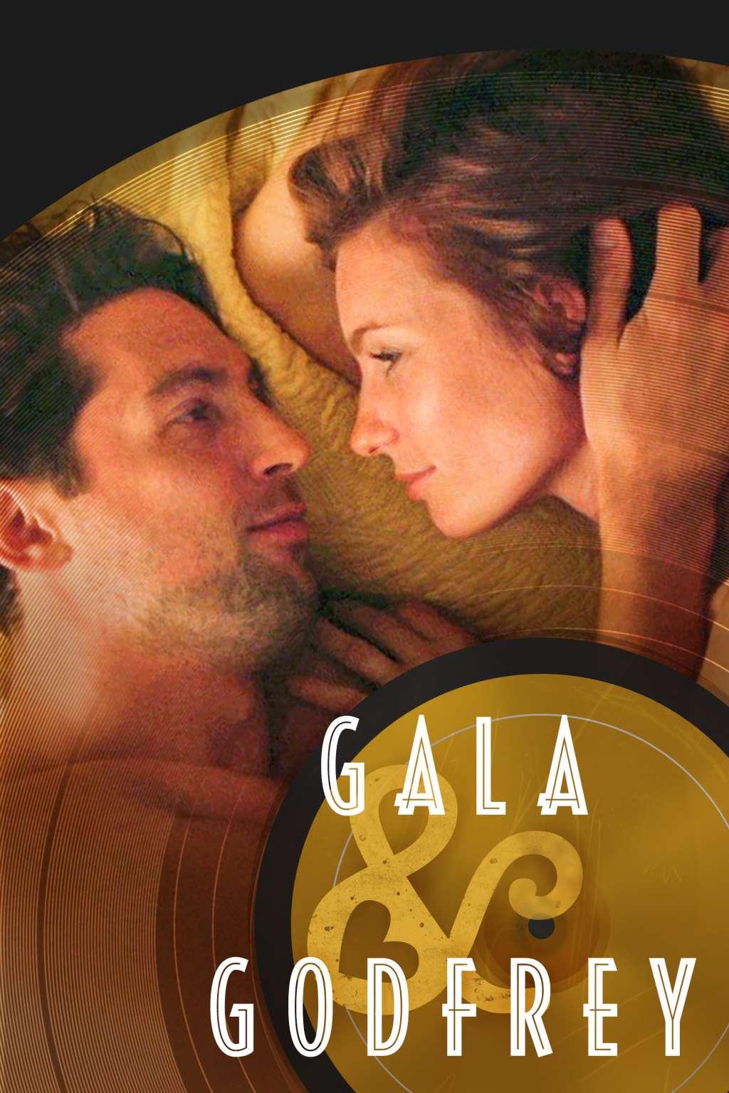 Gala & Godfrey kapak