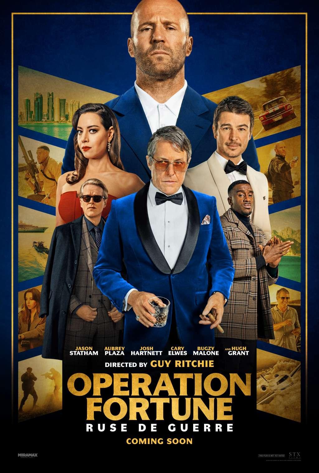 Operation Fortune: Ruse de guerre kapak