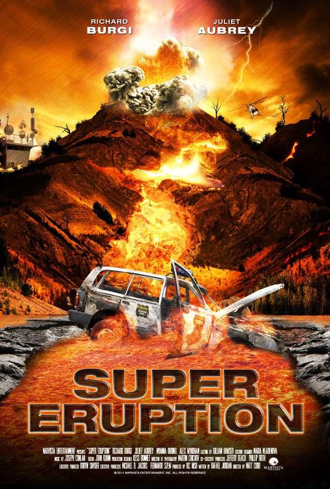 Super Eruption kapak