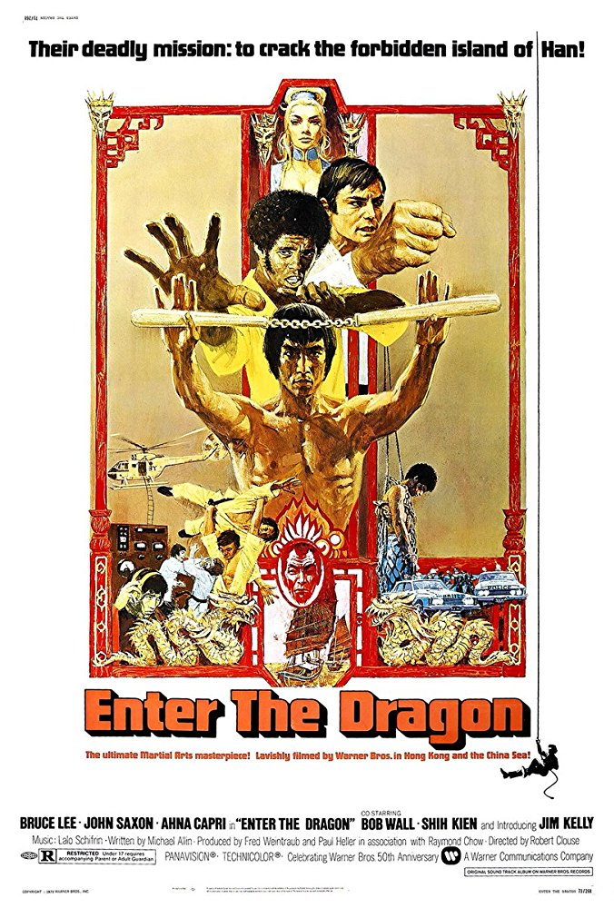 Enter the Dragon kapak