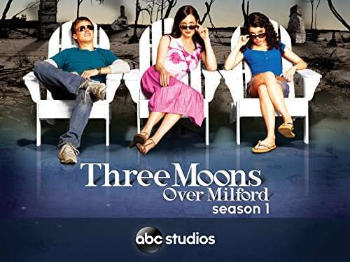 Three Moons Over Milford kapak
