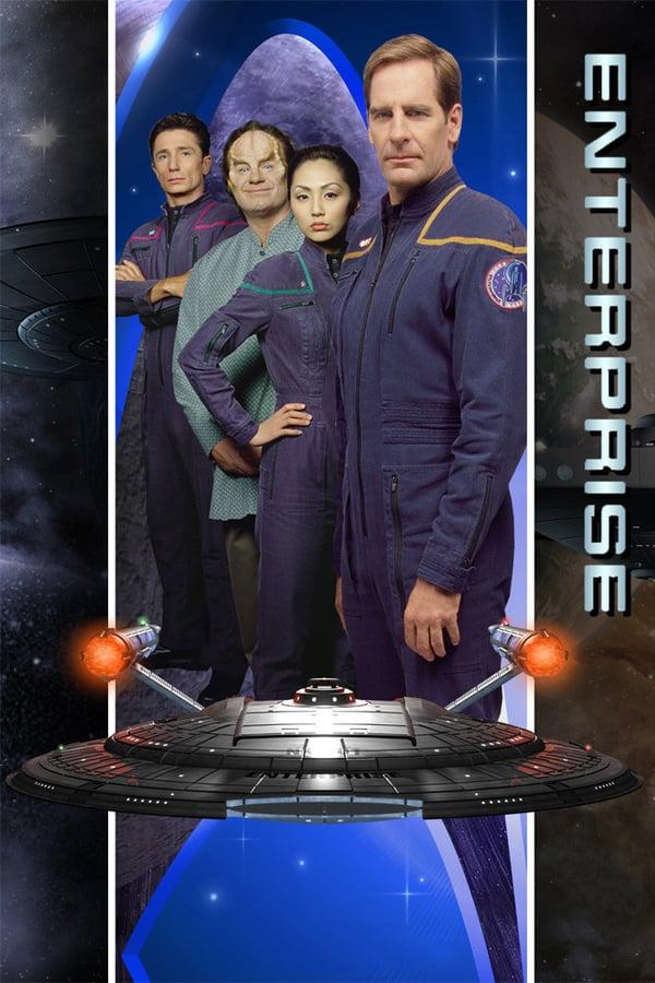 Star Trek: Enterprise kapak