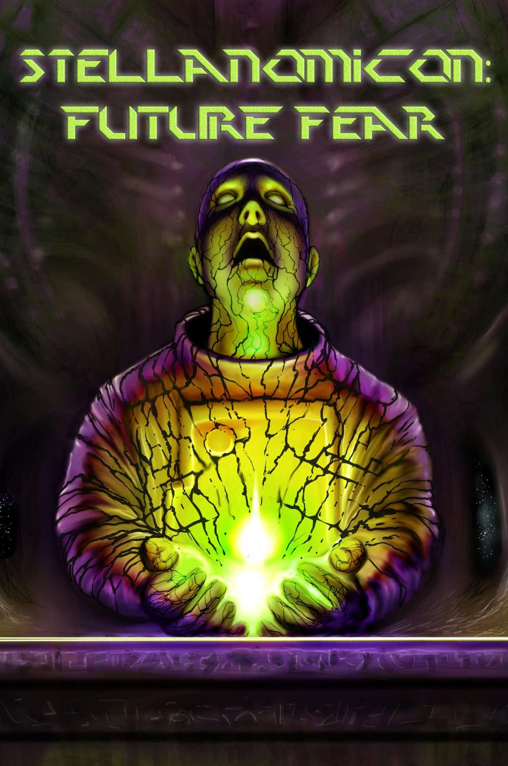 Stellanomicon: Future Fear kapak