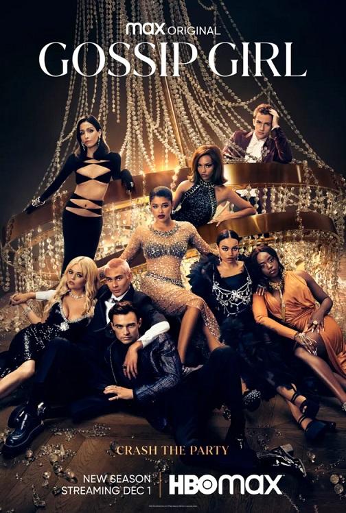 Gossip Girl kapak