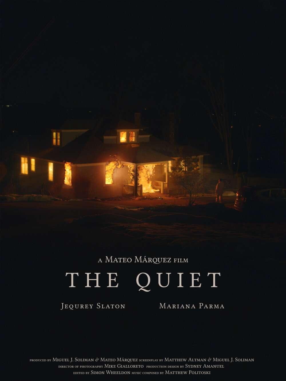 The Quiet kapak