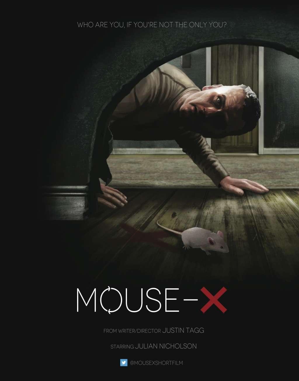 Mouse-X kapak