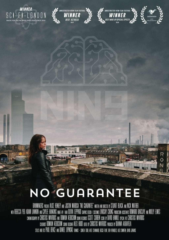 No Guarantee kapak