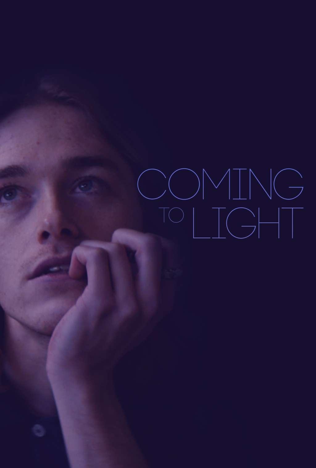 Coming to Light kapak