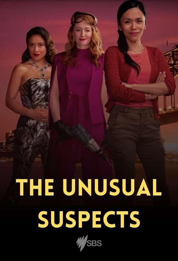 The Unusual Suspects kapak