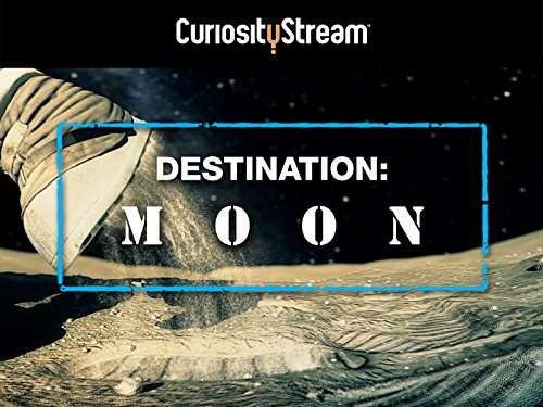 Destination: Moon kapak