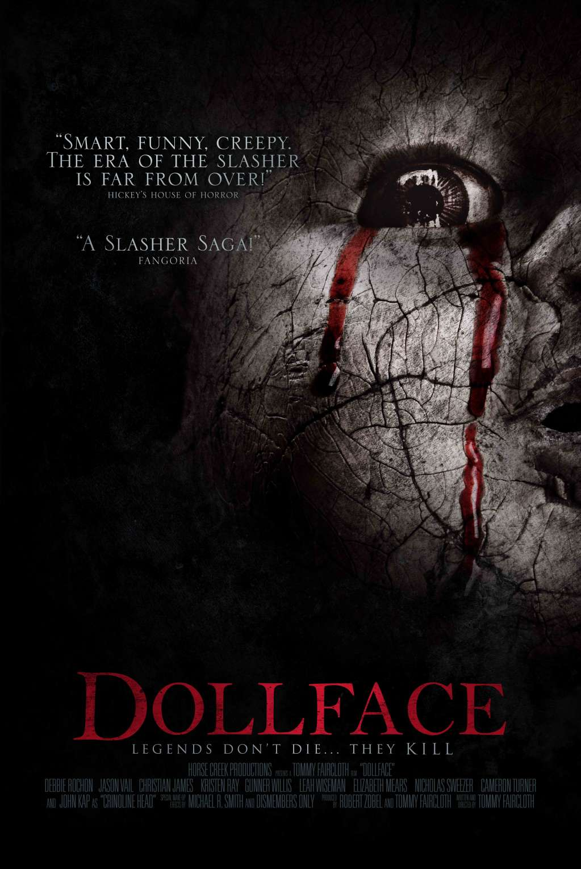 Dollface kapak