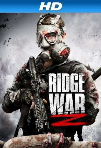 Ridge War Z kapak