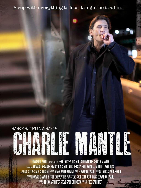 Charlie Mantle kapak