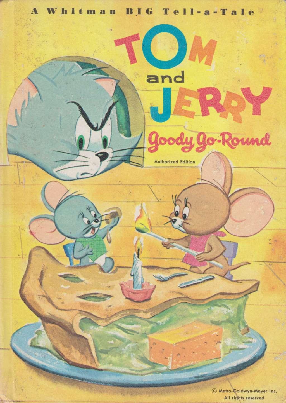 Jerry-Go-Round kapak