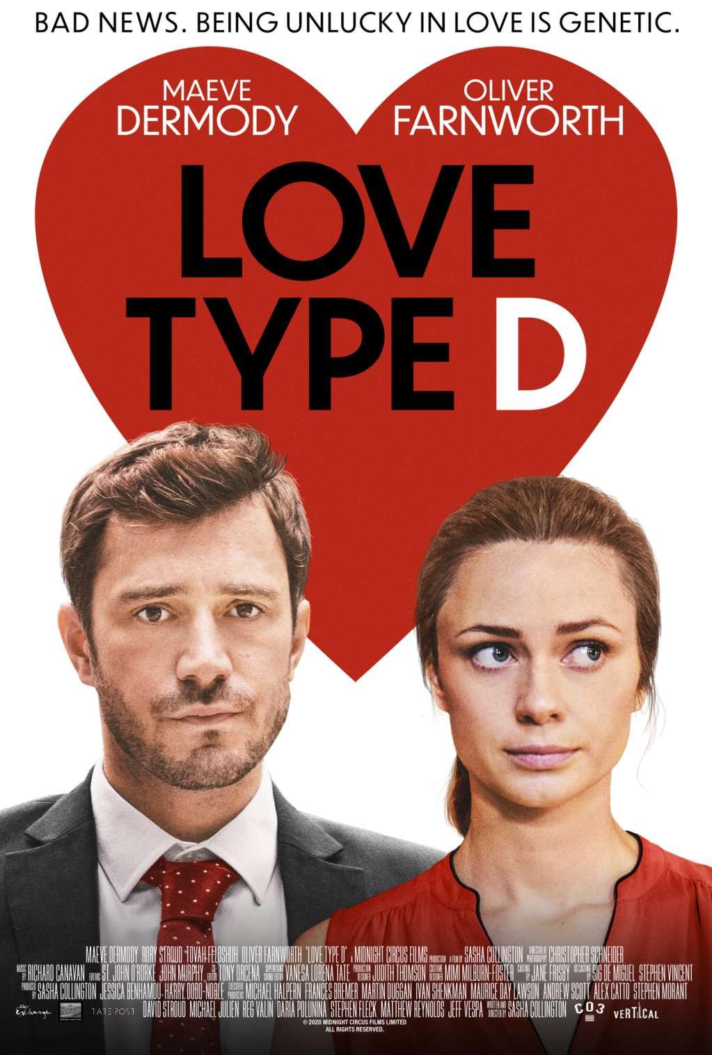 Love Type D kapak
