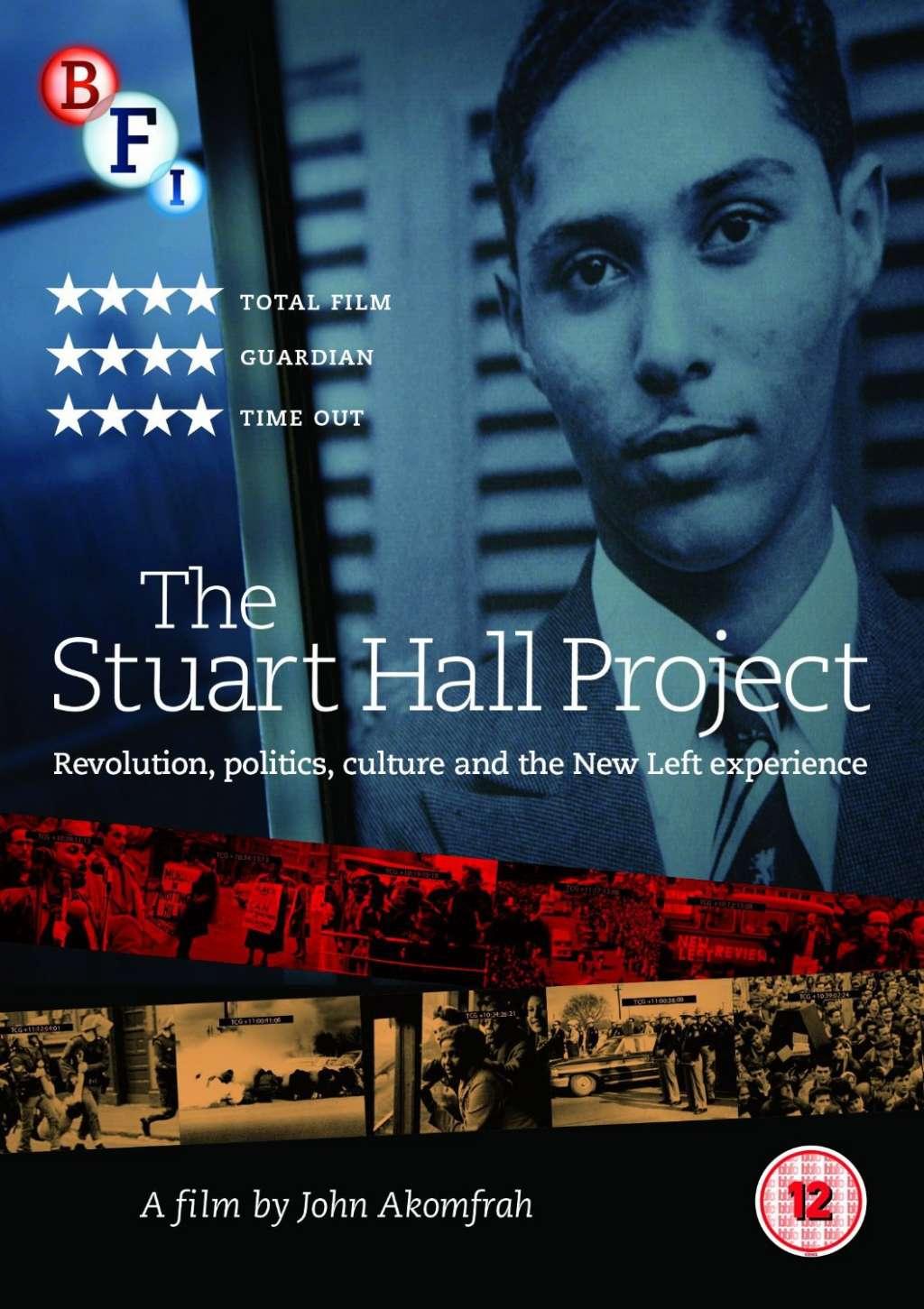The Stuart Hall Project kapak