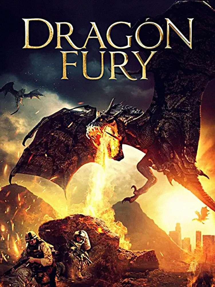 Dragon Fury kapak