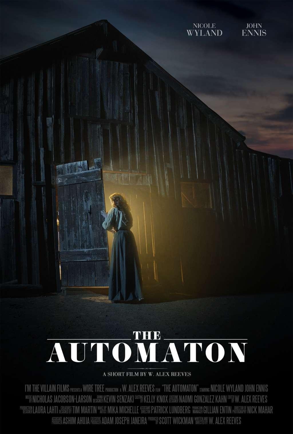 The Automaton kapak