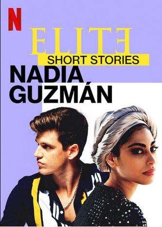 Elite Short Stories: Nadia Guzmán kapak