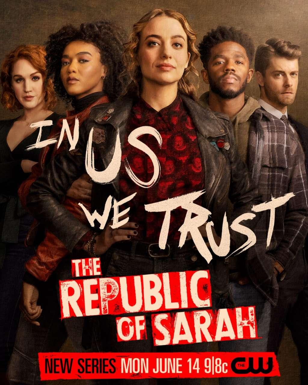 The Republic of Sarah kapak