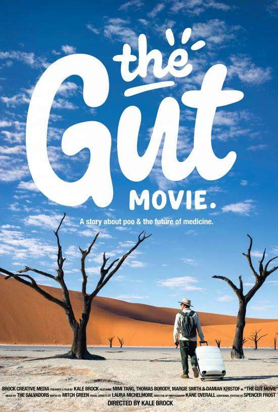 The Gut Movie kapak