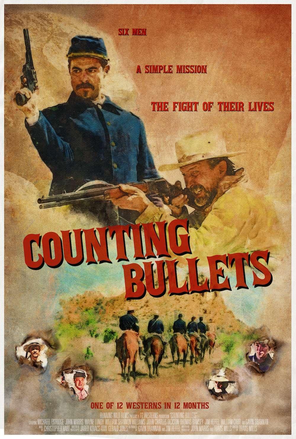 Counting Bullets kapak