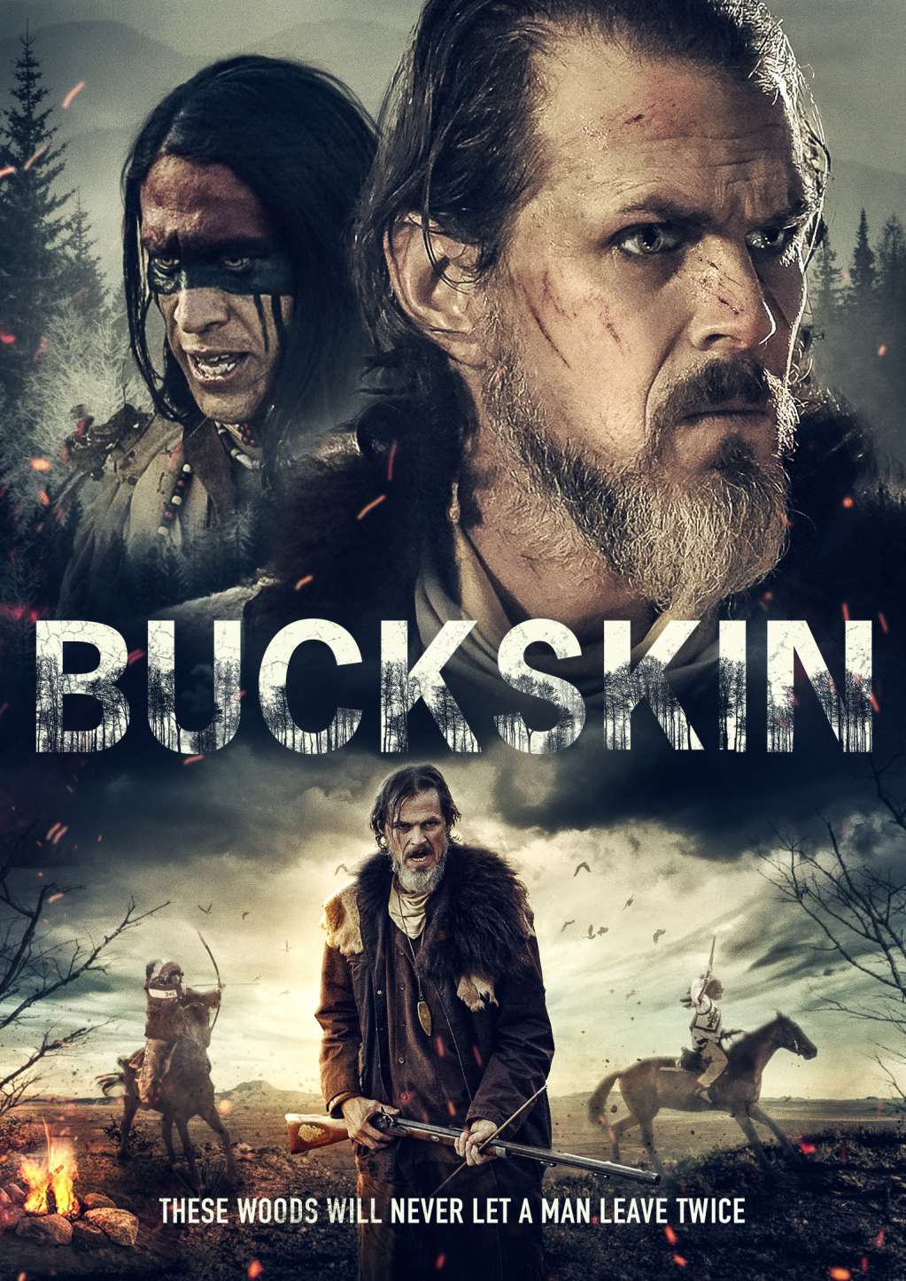 Buckskin kapak