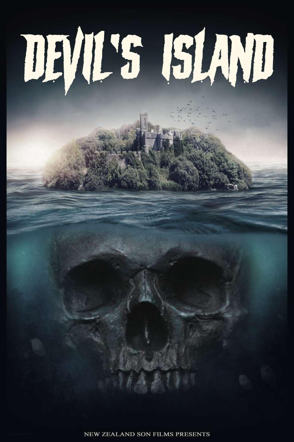 Devil's Island kapak