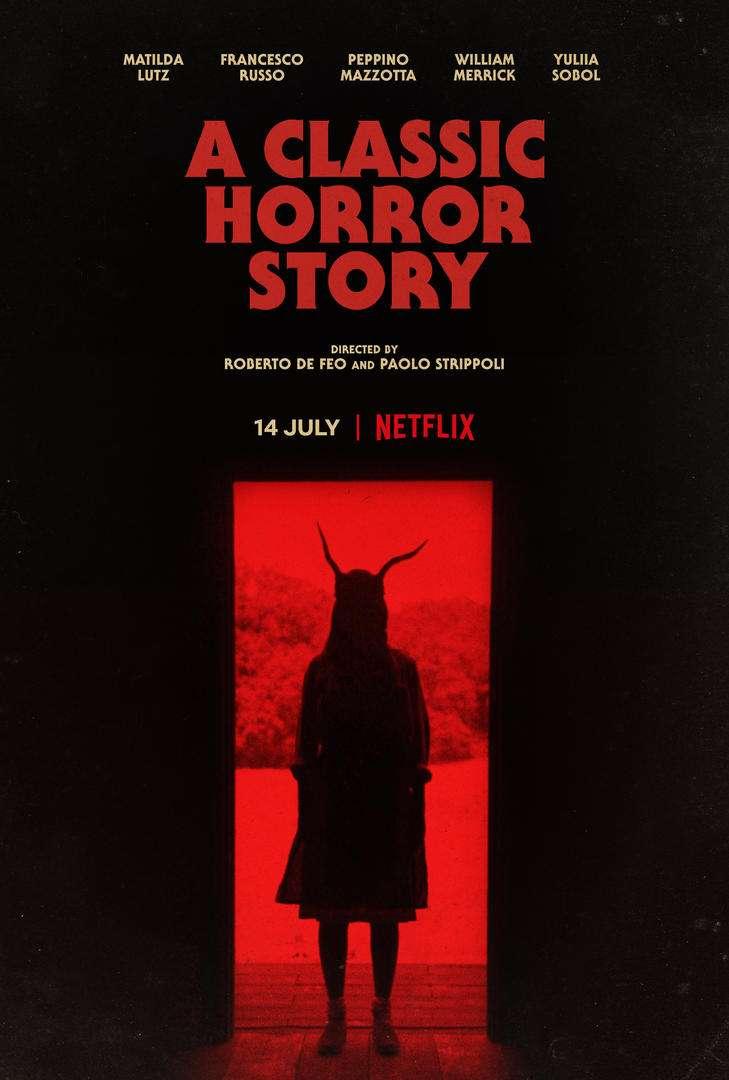 A Classic Horror Story kapak