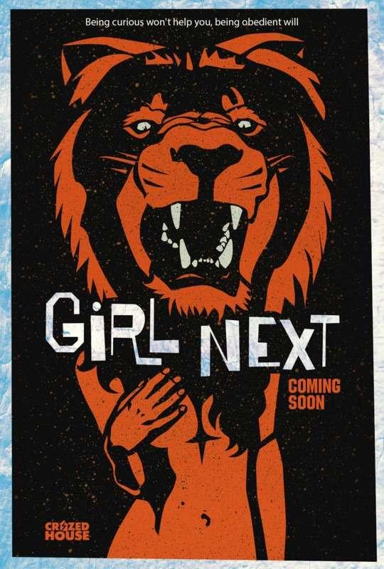 Girl Next kapak