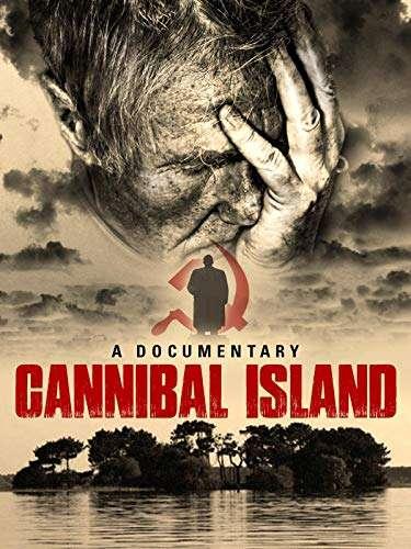 Cannibal Island kapak
