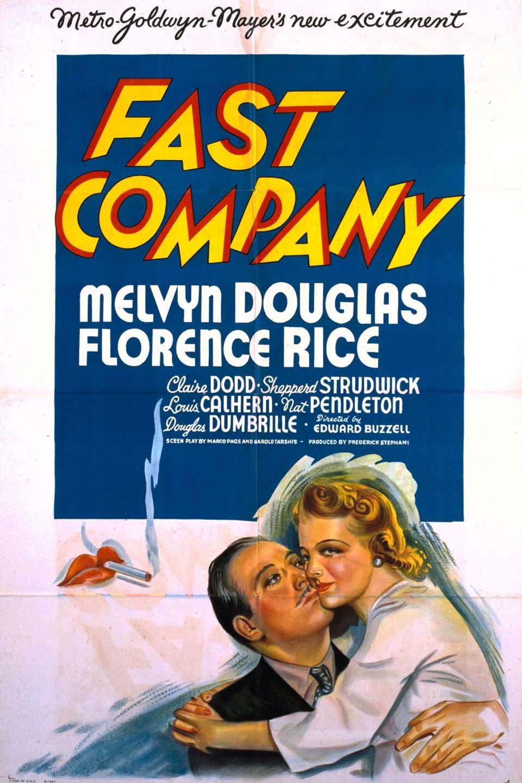 Fast Company kapak