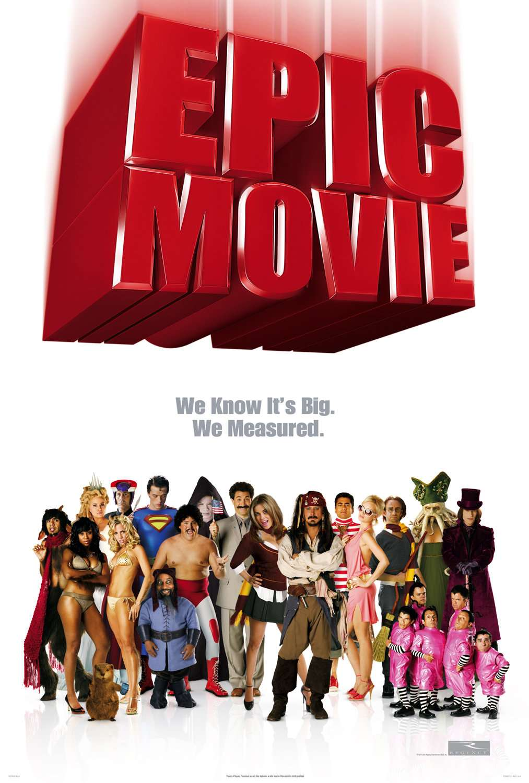 Epic Movie kapak