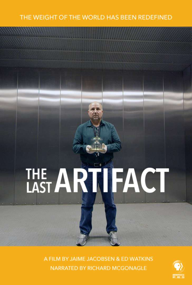 The Last Artifact kapak