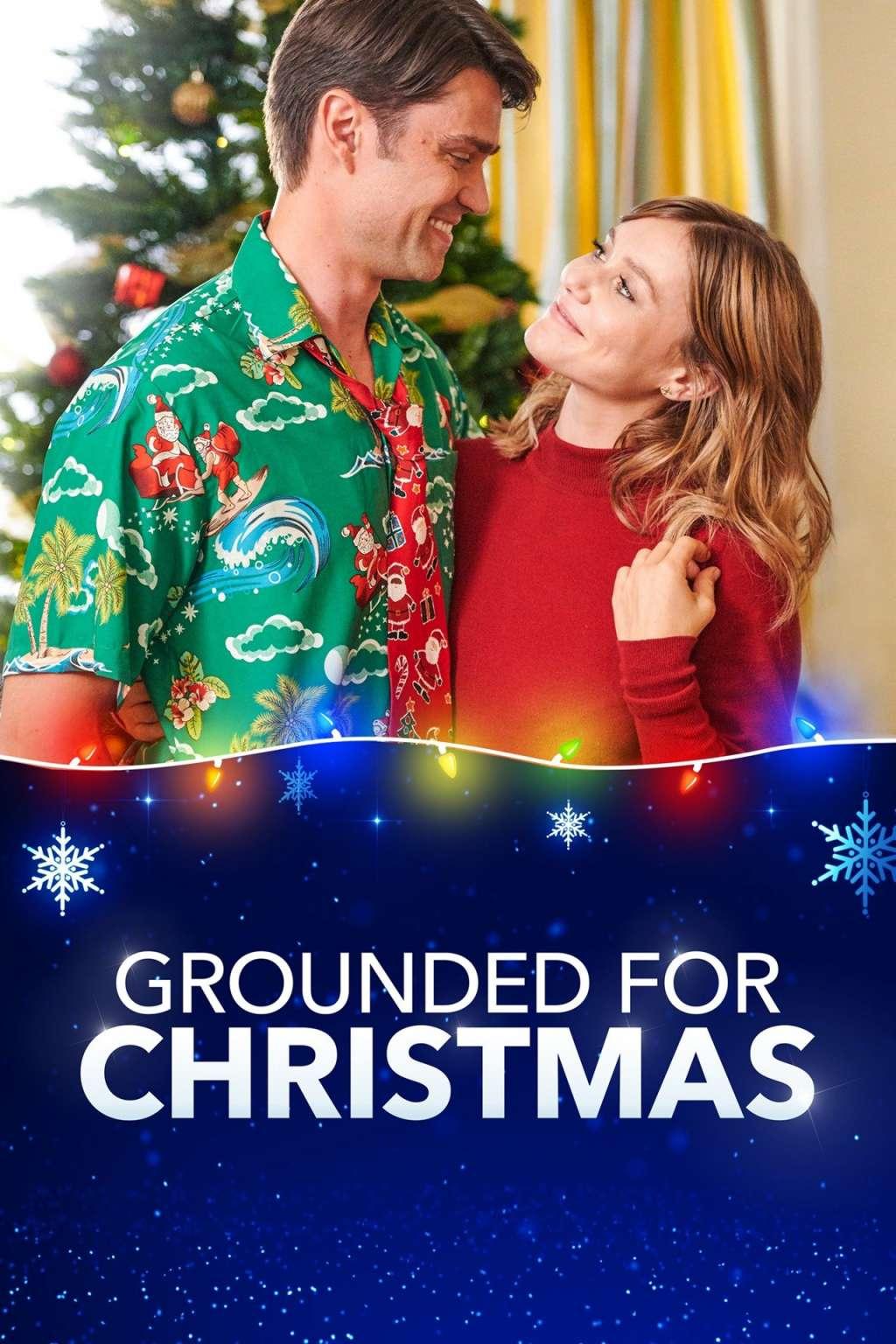 Grounded for Christmas kapak