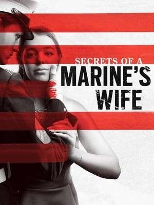 Secrets of a Marine's Wife kapak