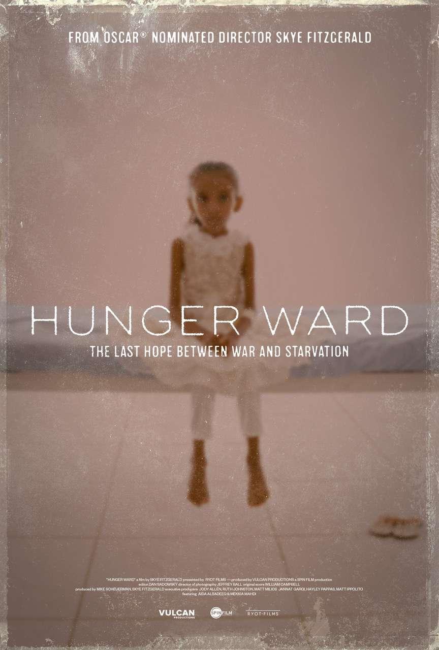 Hunger Ward kapak