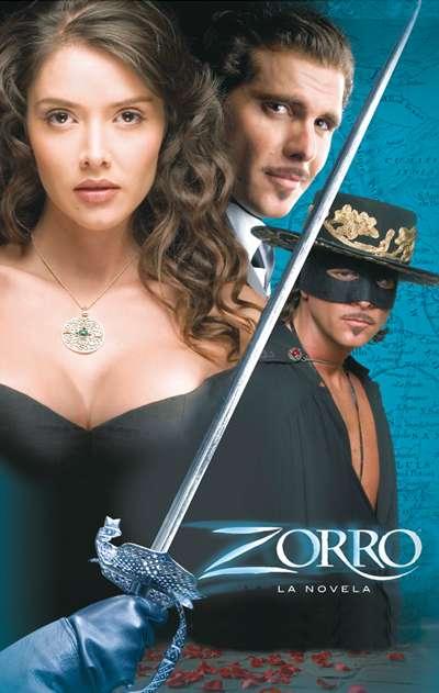 Zorro: La Espada y La Rosa kapak