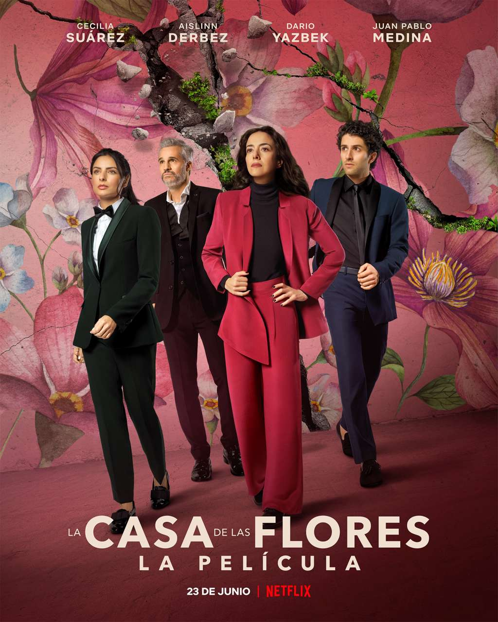 The House of Flowers: The Movie kapak